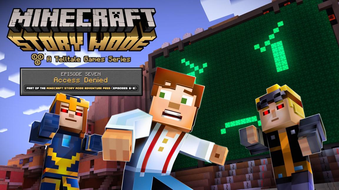 Minecraft: Story Mode na Xboxu 360 radikálně zdražil kvůli zastaralým systémům
