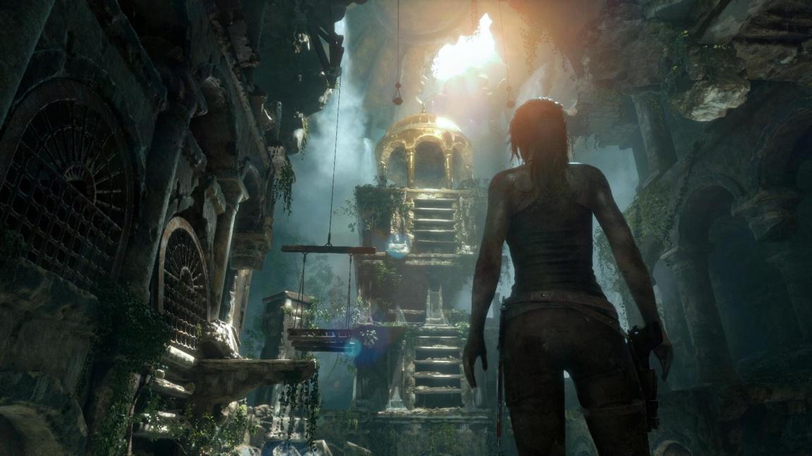 PS4 verze Rise of the Tomb Raider vyjde v říjnu i s exkluzivní podporou PlayStation VR