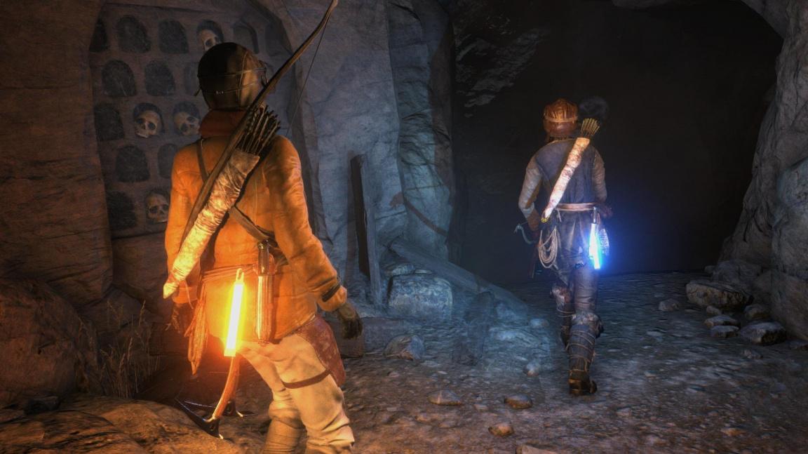 Lara bojuje o přežití na záběrech z nového survival módu pro Rise of the Tomb Raider