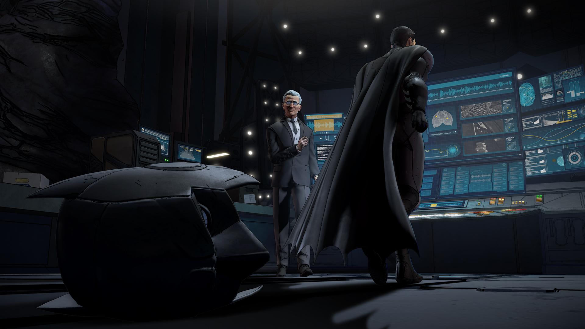 Batman: Telltale Game Series