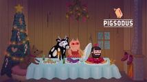 Pigsodus kombinuje adventuru, RPG a survival v příběhu o boji proti řezníkovi