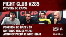 Fight Club #285 HD: Potvory do kapsy
