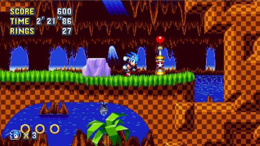 Sega oznámila kolekci her se Sonicem i zbrusu novou hru se slavným ježkem