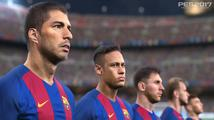PES 2017 se chlubí exkluzivní smlouvou s FC Barcelona