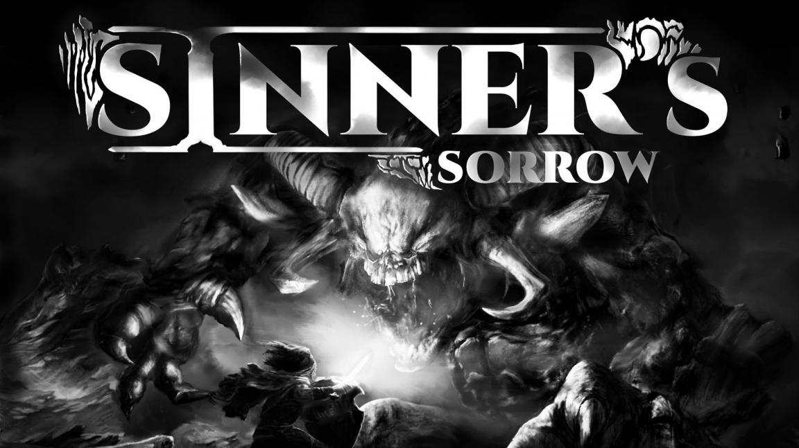 Černobílá akční adventura Sinner's Sorrow si bere inspiraci z Dark Souls i Machinaria