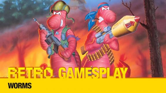 Retro GamesPlay: hrajeme kultovní Worms