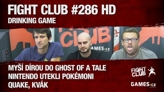 Fight Club #286 HD: Drinking Game