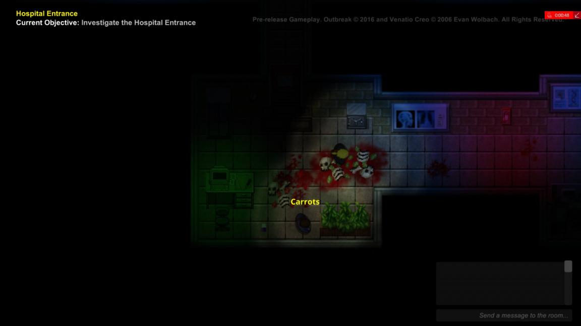 Survival horor Outbreak přenese čtveřici hráčů do zombiemi zamoření nemocnice