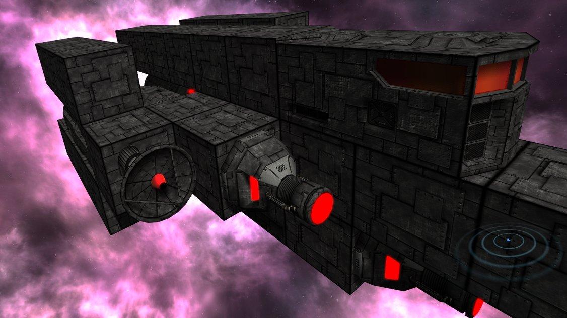 Lightspeed Frontier sází především na budování vlastní vesmírné lodi