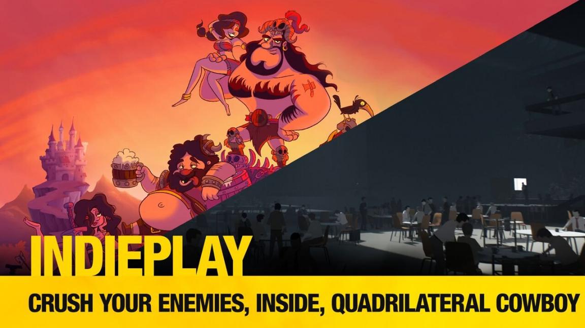 GamesPlay: Od 16:30 hrajeme trojici nezávislých her