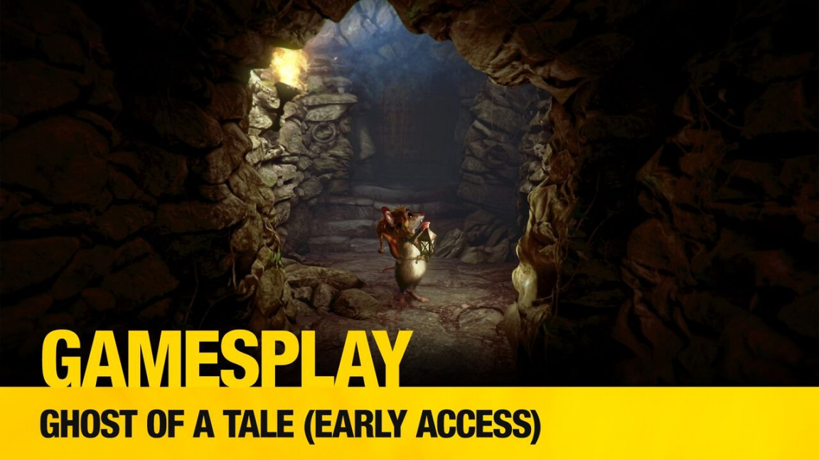 GamesPlay: Hrajeme stealth akci Ghost of a Tale