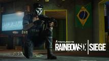 Rozšíření Skull Rain pro Rainbow Six Siege předvádí boj v brazilské favele
