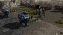 Tahová strategie Warhammer 40,000: Sanctus Reach proti vám postaví miliardy orků