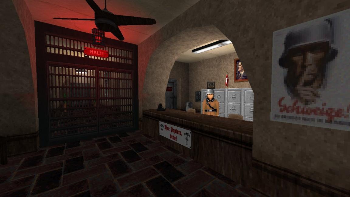 Když zkřížíte Wolfenstein 3D, Doom a moderní hratelnost, dostanete Blade of Agony