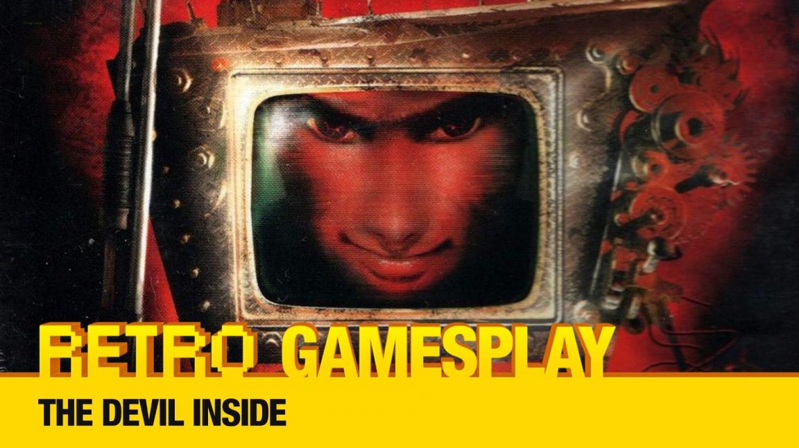 Retro GamesPlay: Hrajeme hororovou akci The Devil Inside