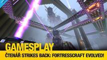 Čtenářský GamesPlay: hrajeme budovatelský sandbox FortressCraft Evolved!