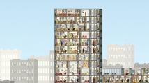 Project Highrise vám umožní postavit a řídit svůj vlastní mrakodrap