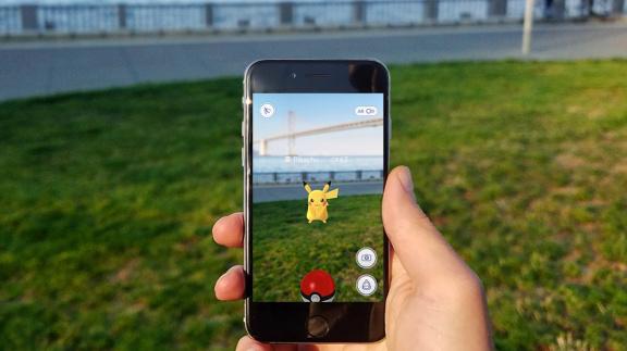Pokémon GO - recenze
