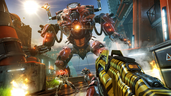 Shadowgun Legends – recenze