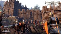 Mount & Blade II: Bannerlord předvádí působivou obranu pevnosti