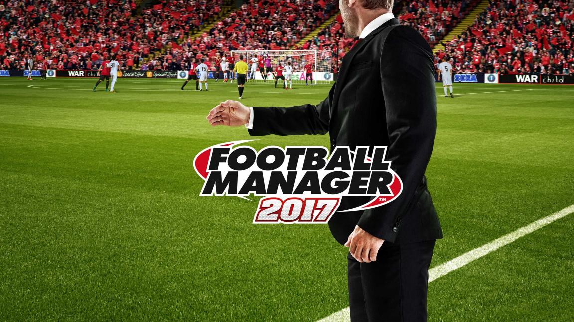 Football Manager 2017 - recenze
