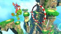 Plošinovka Yooka-Laylee nabídne multiplayerové minihry i kooperativní kampaň