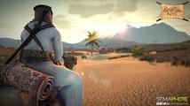 Saudskoarabské survival RPG Badiya nabídne netradiční prostředí a komplexní herní systém