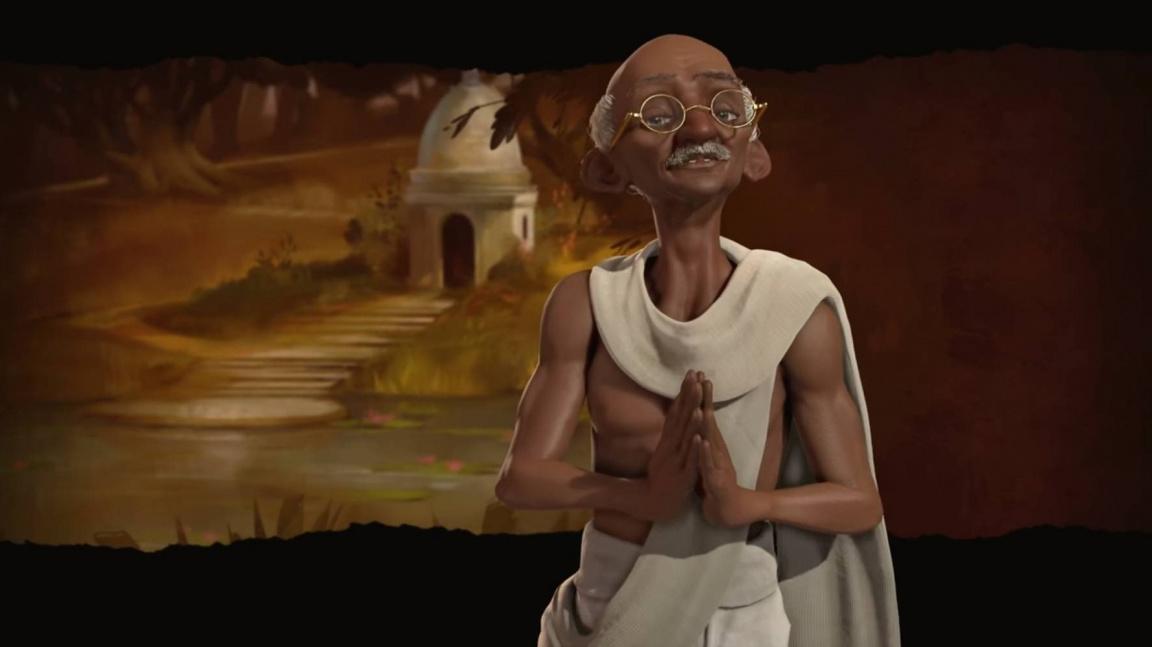 """""""Gándhího záliba v atomovkách je jen mýtus,"""" tvrdí tvůrce původní Civilizace"""