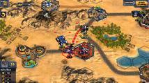 V tahové strategii Codex of Victory bojujete o planetu s robotickými Augmenty