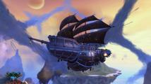 V Cloud Pirates se chopíte kormidla létajících pirátských korábů