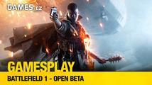 GamesPlay: hrajeme open betu střílečky Battlefield 1