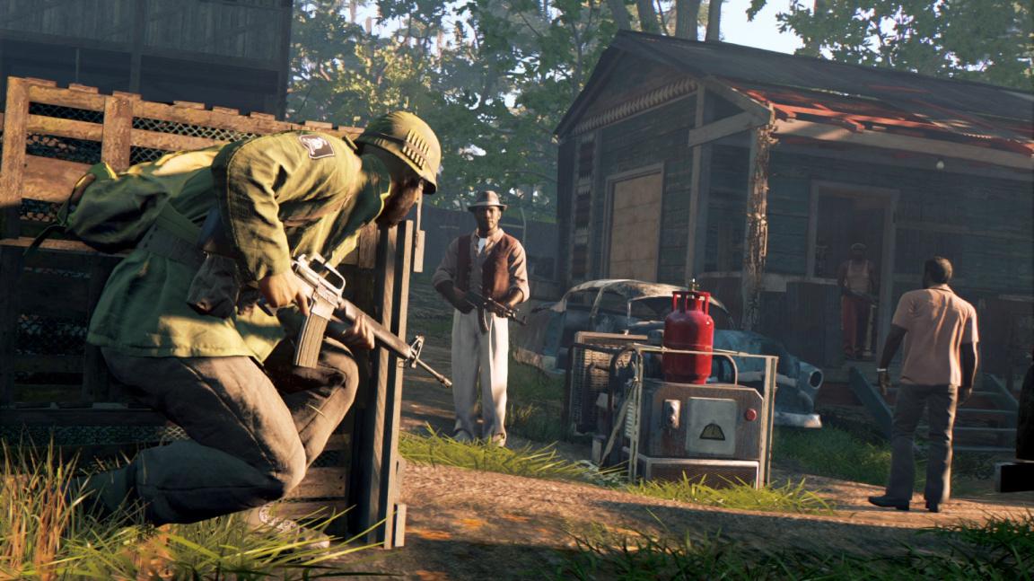 Mafia III patch 1.01 odemknul nastavení fps. Tvůrci nastínili obsah, který vydají v dalších týdnech