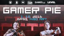 Brněnský festival Gamer Pie nabídne den plný her a zajímavých přednášek