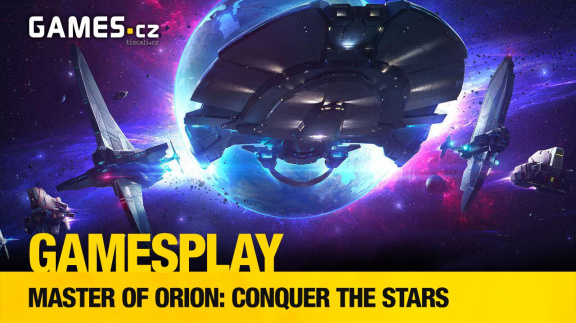 GamesPlay: hrajeme vesmírnou strategii Master of Orion