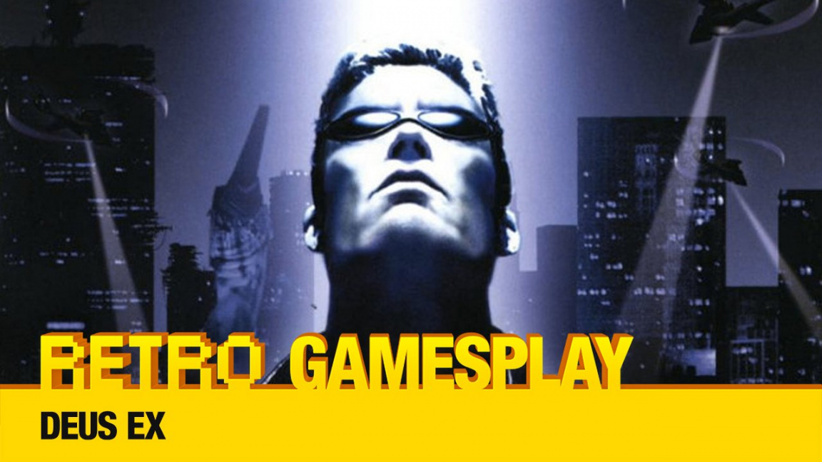 Retro GamesPlay: hrajeme legendární Deus Ex