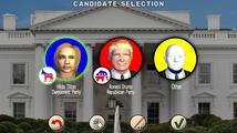 Vyhrajte americké prezidentské volby v simulátoru The Race for the White House 2016