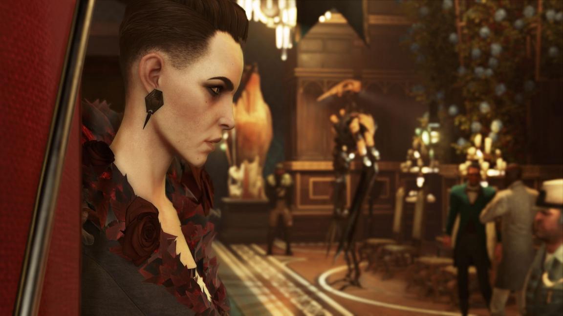 Corvo a Emily předvádí kreativní způsoby zabíjení v Dishonored 2