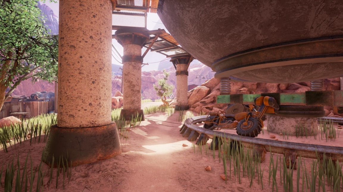 Epic Games Store rozdává adventuru Obduction od tvůrců Myst a strategii Offworld Trading Company