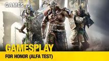 GamesPlay: hrajeme alfu historické rubačky For Honor