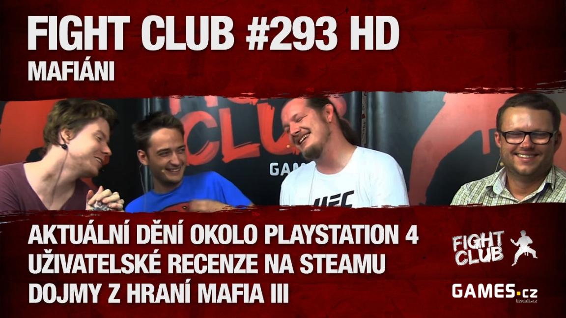 Fight Club #293 HD: Mafiáni
