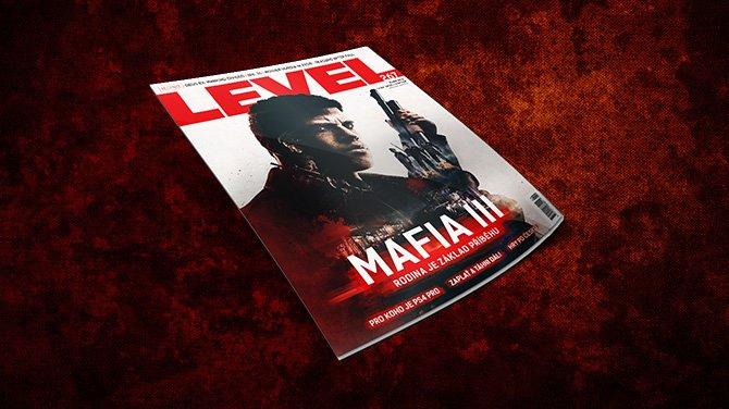 Mafiánský LEVEL 267 mapuje mikrotransakce a procedurálně generované světy