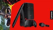 Skvělé hry potřebují skvělý hardware. Třeba Lenovo Ideacentre Y900