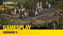 GamesPlay: hrajeme historickou strategii Cossacks 3