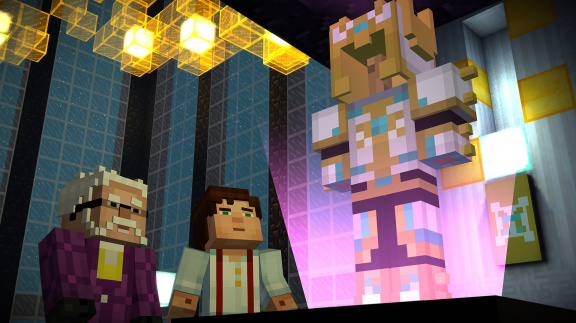 Minecraft: Story Mode - A Telltale Games Series - Episode 8: A Journey's End?