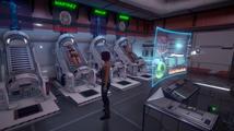 Ve sci-fi adventuře Solaria Moon vyšetřujete nešťastnou smrt svých kolegů