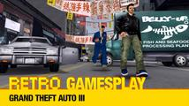 Retro GamesPlay: hrajeme Grand Theft Auto III