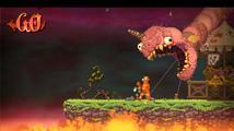 Záběry z hraní Nidhogg 2 ukazují nové lokace a zbraně
