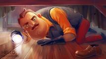 Hello Neighbor na videu ukazuje, že karikatura a horor se nevylučují