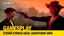 Čtenářský GamesPlay: Adventurní sběr