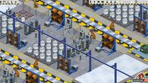 Montážní linka na auta Production Line spustí svůj provoz na Steamu už 18. května